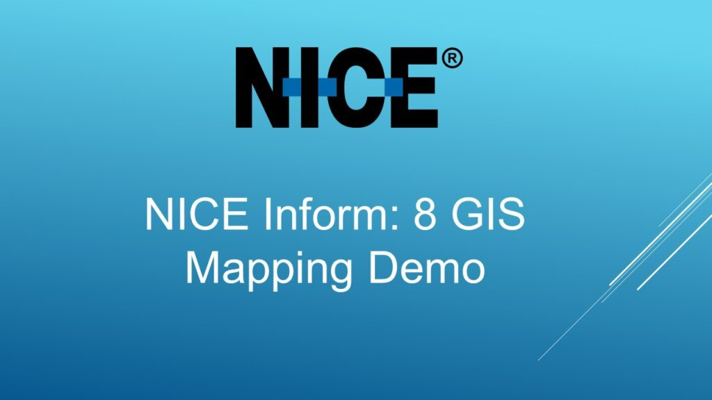 gis mapping demo